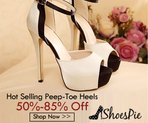 Shoespie Peep Toe Heels 2017