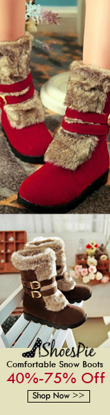 Shoespie Snow Boots For Women