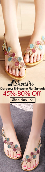 Shoespie Beautiful Flat Sandals 2017