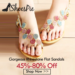 Shoepie Discount Flat Sandals 2016