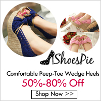 Shoespie Ladies Wedge Heel Shoes