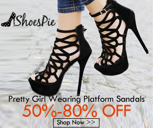 Shoespie Platform Sandals 2017