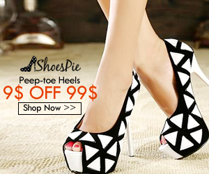 Shoespie Newest Heels Show