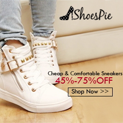 Shoespie Fashionable Sneakers 2016