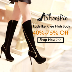 Shoespie Sexy Knee High Boots