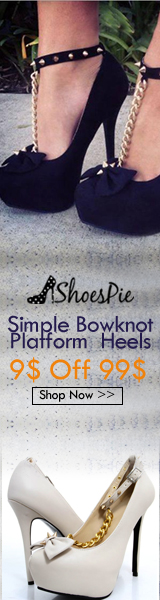Shoespie Fashion Platform Heels