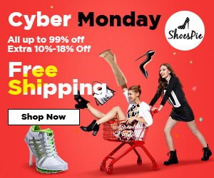Shoespie Cyber Monday sales