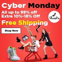 Shoespie Cymber Monday Big Sale